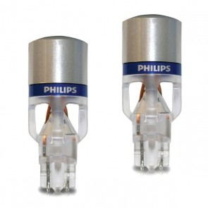 Phillips 921LED T16 Premium Miniature Bulb, White 6000K (Pack of 2)