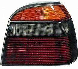HL13708 Tail Lamp VW Golf III, Smoke/Smoke/Red, ECE, 9EL 139 137-081