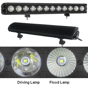 "HELLA ValueFit ""Design"" Series Light Bar 12 LED / 21"" - Combo Beam"