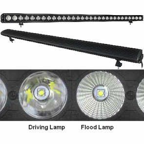 "HELLA ValueFit ""Design"" Series Light Bar 30 LED / 51"" - Combo Beam"
