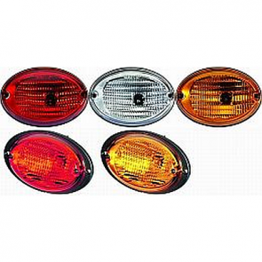 Hella 3130 Series Agroluna Flush Mount Rear Lamps
