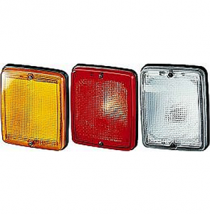 Hella 3236 Series, Flush Mount Signal Lamps