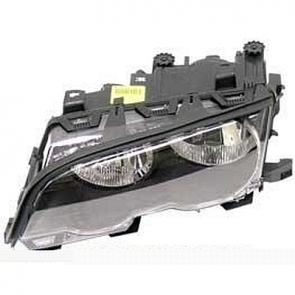 Hella Halogen Headlamp BMW 3-Series E46 99-01, HL20409/10