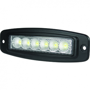 "HELLA ValueFit Mini Light Bar 6 LED / 6"", Flush Mount - HL20303"
