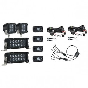 HELLA ValueFit Northern Lights Combo Kit - HL21230