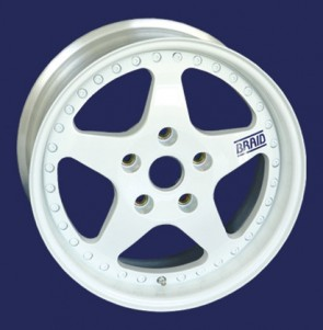 "Braid 3 Piece Series Wheel - 16"" to 18"""