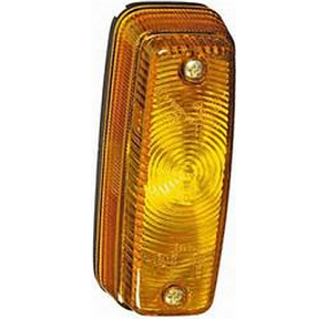 Hella 7027 Series Amber Turn Signal