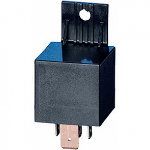 Hella HL43708 Heavy Duty SPST 12v 60A Relay with Bracket