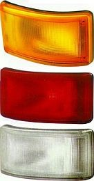 Hella 5603 Series Wraparound Signal Lamp