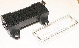HL62944 Micro Relay Box, 7 Gang, Splashproof