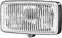 HL65122 Lens/Reflector, 173 Fog, BMW 3-Series, 5-Series