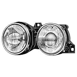 Hella Headlamp DE H1 for BMW 3-Series, (E30) 88-93, DOT