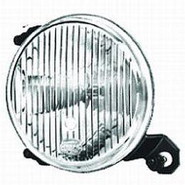 Lamp, Driving, VW Cabrio, 88-