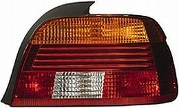 HL65639 Tail Lamp, Amber Turn BMW 5-Series Sedan 01-03
