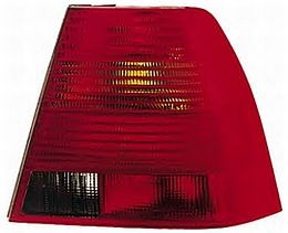 HL67389/90 Tail Lamp VW Jetta IV, Red/Red/Red/White, DOT