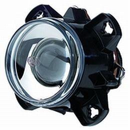 Hella 90mm Classic Modular Headlamp, H9 Halogen, DOT/SAE
