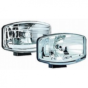 Hella Jumbo 320FF Driving & Fog Lamp, Halogen and Xenon (HID)