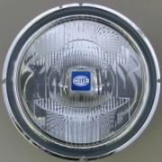 HL79108 Rallye 4000 HID EuroBeam Lens/Reflector Assy