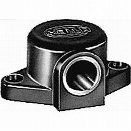 HL80124 Socket 2-Pole Surface Mount, ISO 4165