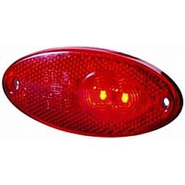 HL81236 - Red Tail Lamp