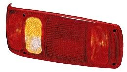 Hella 7502 Series CARALUNA 1 Combination Rear Lamp