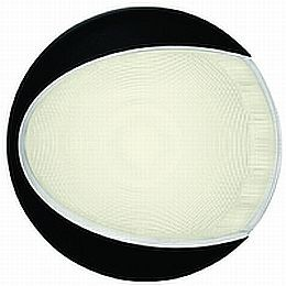 9820 Series Hella EuroLED 130 White Round Interior Lamp