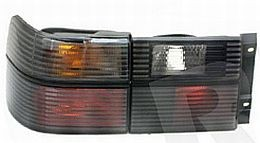 Tail Lamp Jetta III, Black/Black Design by Inpro, Set