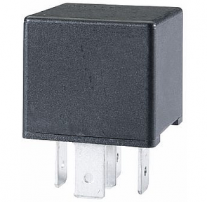 Hella HL87401 Mini Relay, 12V, 20/40A, SPDT