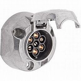 HL94100 Socket 7-Pole (ISO 1724)