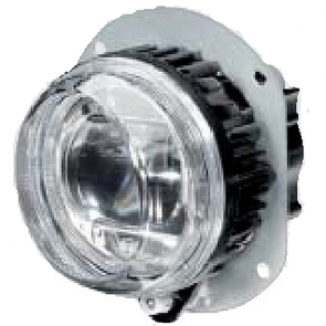 Hella 90mm L4060 LED Fog Lamp Module with Cornering Light