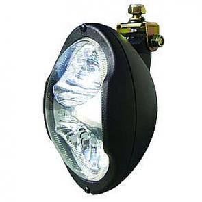 Hella Oval 100FL Dual Beam Forklift Lamp, HL36146