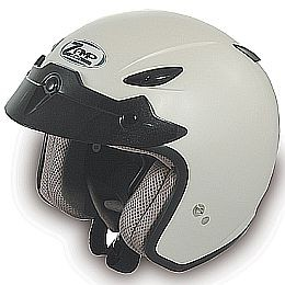 Zamp O-2 Motorcycle Helmet, D.O.T. Compliant