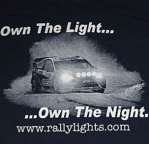 Susquehanna Motorsports Swedish Rally T-Shirt
