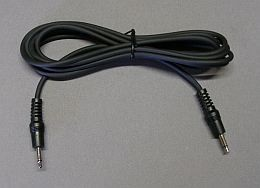 TT039R TT039R TerraPhone Intercom  Radio Cable,3.5 mm male banana plugs both ends