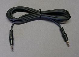 TT039R TT039R TerraPhone Intercom  Radio Cable,3.5 mm male banana plugs both ends
