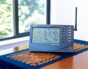 D6163 Davis Instruments Wireless Vantage Pro2 Plus Wireless Weather Station with UV & Solar Radiation Sensors and 24-Hour Fan-Aspirated Radiation Shield