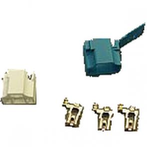 CFC Ceramic Female Headlamp Receptacle Includes Ceramic Housing and Terminals