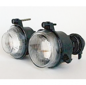 Hella Projector 52 and 80 mm Diameter Fog Lamps.