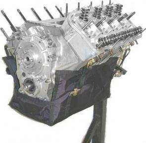 RJ810-1 Sportsman Nylon Engine Diaper