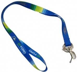WCRE11237 Official WRC Ford Lanyard