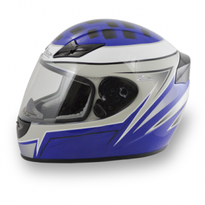 Zamp FS-6 Snell M-2010 Helmet for Motorcycle and Kart Racing