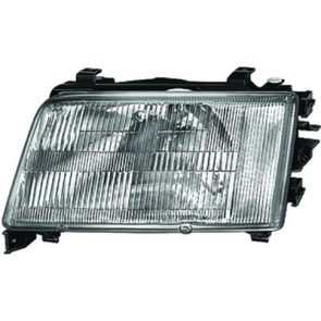 Hella Headlamp Audi 100 90>94 w/o Fog Lamp, DOT/SAE