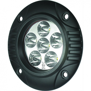 HELLA ValueFit 90mm LED Flush Mount Spot Light - HL20101