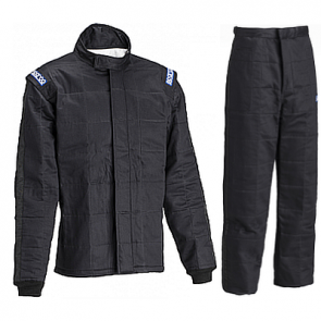 "SP001058J Sparco ""JADE 2"" Two-Piece Triple Layer Driver Suit SFI 3.2A/5"