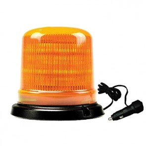 Hella K-LED 100 LED Beacon, 12V, Amber