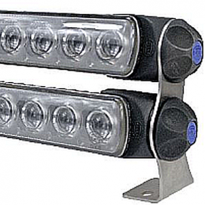 Hella SUPPORT for (2) 350 Series LED light bars for horizontal mounting, Pair