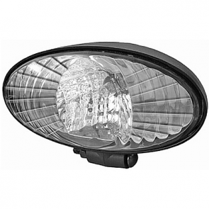 Hella Oval 90 Halogen Work Lamp