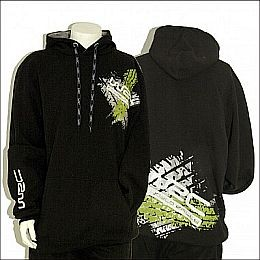 WCRE11095 Official WRC Pullover Logo Hoodie
