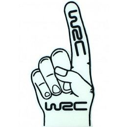 WCRE11276 Official WRC Foam Hand