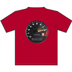 "SP01600 Sparco ""TACH"" T-Shirt."